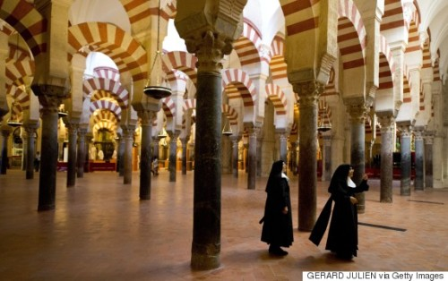 SPAIN-RELIGION-ISLAM-CHRISTIANITY-CULTURE
